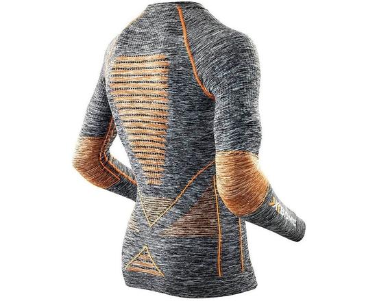 Термобелье X-Bionic рубашка Energy Accumulator Evo Melange Men