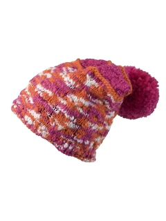 Шапка Phenix Snowflake Knit Hat Pink 13/14