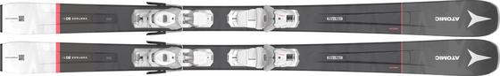 Горные лыжи Atomic Vantage 80 TI W + крепления M 10 GW