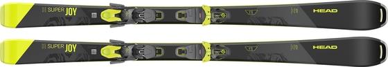 Горные лыжи Head Super Joy + Joy 11 GW SLR
