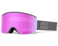 Маска Giro Ella Titanium Shimmer / Vivid Pink 35 + Vivid Infrared 62