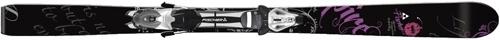 Горные лыжи с креплениями Fischer Aspire black  FP9 + RS 10