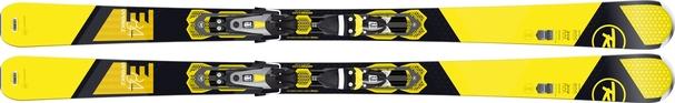 Горные лыжи Rossignol Experience 84 Ca + Axium 120 TPI2 B90