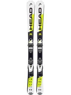Горные лыжи Head Supershape Team SLR2 (67-107) + крепления SLR 4.5 AC