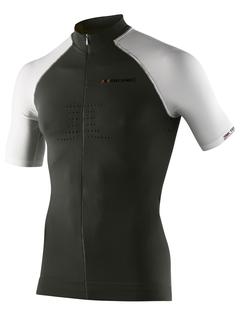 X-Bionic футболка на молнии Biking Race Shirt Man