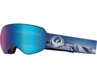 Маска Dragon X2S Realm / Lumalens® Blue Ionized + Lumalens® Amber