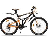 Велосипед Stark Indy FS Disc