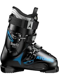 Горнолыжные ботинки  Atomic Live Fit R80 W