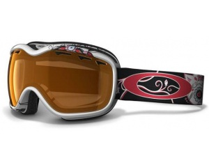 Маска Oakley Stockholm Caia Koopman Signature Series Kitty Skull / Persimmon