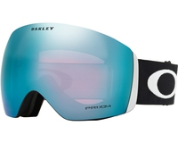 Маска Oakley Flight Deck Matte Black / Prizm Snow Sapphire Iridium