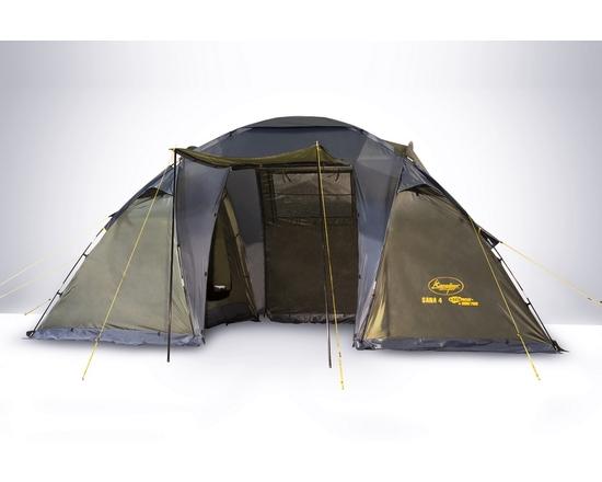 Палатка Canadian Camper Sana 4