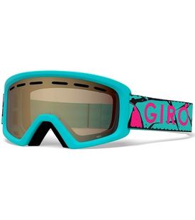 Детская маска Giro Rev Glacier Rock / Amber Rose 40