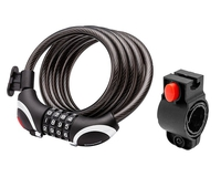 Велозамок Schwinn Combination Cable Lock w/Light