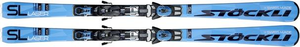 Горные лыжи Stockli Laser SL + крепления SP 12 Ti