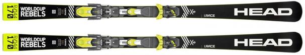 Горные лыжи Head Worldcup Rebels i.Race + крепления Freeflex Evo 14