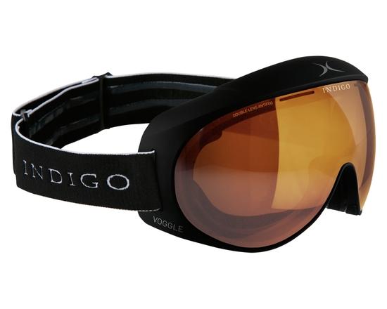 Маска Indigo Voggles Black / Photocromatic