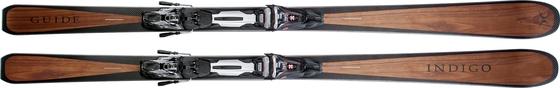 Горные лыжи Indigo Guide VT6 + Marker Xcell 12