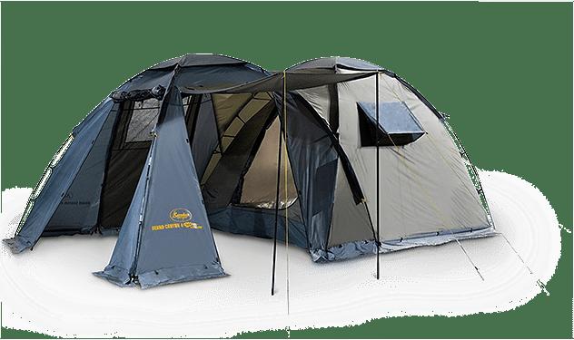 Canadian camper grand canyon 4 alu